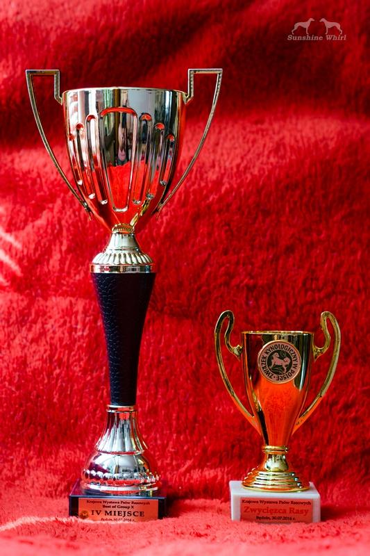 Miłkowe trofea